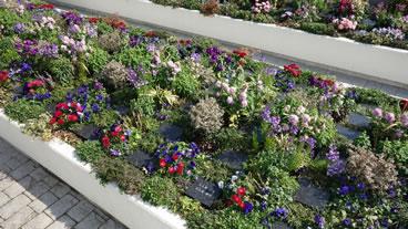 花壇墓、ガーデン葬